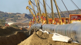 Europe Is Almost Ready To Start Receiving Caspian Gas