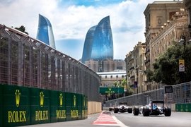 Motorsports Fans Can Cut Through Red Ribbon & Head To Azerbaijan Easily