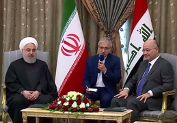 Iran & Iraq Ink New Deals