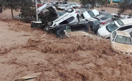 Heavy Floods Kill 43 In Iran