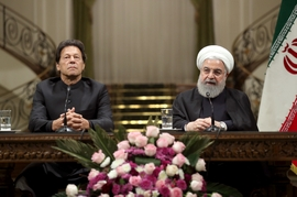 Iran, Pakistan To Form Joint Force To Eliminate Terrorist Groups
