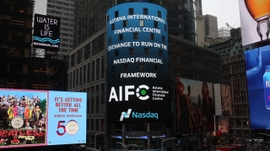 Kazakhstan Tries To Woo Foreign Investment With Astana International Financial Center