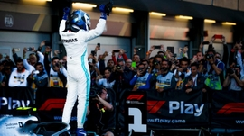 Bottas Wins Azerbaijan Grand Prix As Mercedes Scores Fourth Successive 1-2 Finish