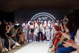 Caspian Styles Showcased On The Catwalk At Azerbaijan Fashion Week
