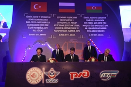 Russia Can Now Join BTK Railway, Giving It Access To Turkey
