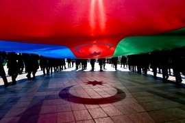 Azerbaijanis Around The World Celebrate Republic Day