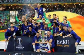 Chelsea Blows Arsenal Away To Win Europa League Final In Baku