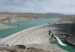 In A Country Often Plagued By Drought, Dams Are Now Overflowing