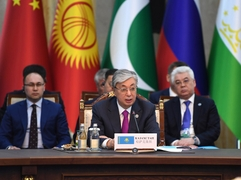 Kazakhstan Proposes Establishing Cyberterrorism Center At SCO Summit