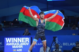 Azerbaijan Wins First Gold In 2nd European Games
