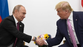 Putin & Trump Met In Osaka, Discussed Nuclear Issues