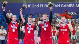 Russia And Azerbaijan Shine At 2nd European Games