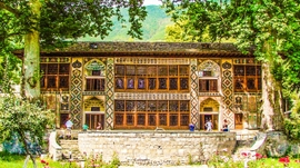 Azerbaijan's Sheki Added To UNESCO World Heritage List