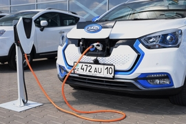 Electric Cars Could Soon Be Mass-Produced In Kazakhstan
