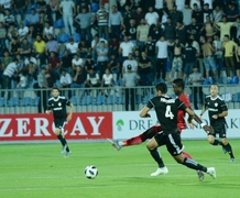 Qarabag Continues In Champions League While Astana Stops Halfway