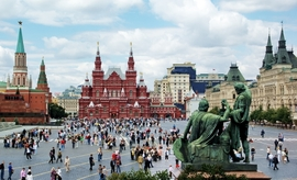 Tourism In Russia Gets A Boost