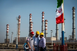 China Is Still Considering Helping Iran Develop South Pars Gas Field