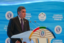 Trade & Technologies Take Center-Stage At 2019 Caspian Economic Forum In Turkmenistan