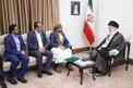 Iran's Leader Reaffirms Support For Yemen's Houthis