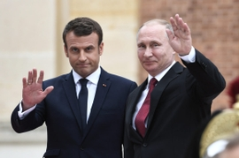 France Is Hoping Russia Can Keep Iran Nuclear Deal Alive