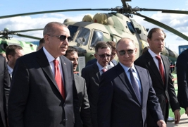 Turkey May Purchase More Russian Military Equipment