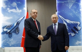 "Russia & Turkey Agree To ""Normalize"" Situation In Idlib"