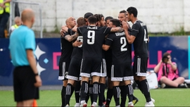 Caspian Football Teams Beat Their Rivals To Reach Europa League Group Stage
