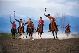 Azerbaijan Brings Polo Home To Caspian As Sets To Take In World Cup