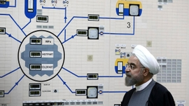 Iran Accuses U.S. Of Pressuring UN Nuclear Watchdog