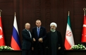Iran, Russia & Turkey Reaffirm Syria's Territorial Integrity