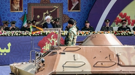 Iran Showcases Newest Weapons At Large-Scale Military Parades