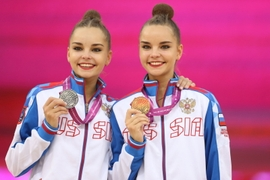2019 Rhythmic Gymnastics World Championships Wraps Up In Baku, Russia Wins Gold Medals
