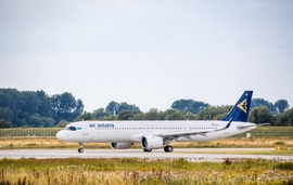 Air Astana Modernizes Its Fleet With Airbus A321LR Jets