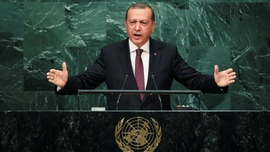 "Erdogan Says Nagorno-Karabakh Conflict Undermines ""Peaceful Future"" Of World"