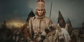 A Movie About the World's First Female Warlord Premieres in Kazakhstan