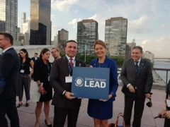 UN Recognizes SOCAR AQS As Global Impact LEAD Company
