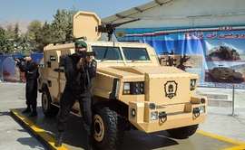 Iran Unveils New Military Hardware, Including A Smart Robot