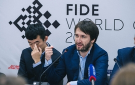 Biggest Success For Azerbaijani Chess Comes In Russia As Radjabov Takes World Cup
