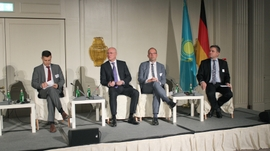 Berlin Business Forum Highlights German Interests In Caspian Region