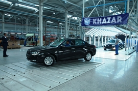 Azerbaijan Plans To Export Domestically Produced Cars To Russia
