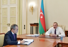 In Reforming Azerbaijan Government, President Aliyev Makes Non-Oil Sectors Priority