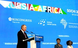 Russia Pushes For Stronger Ties With Africa