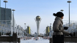 The US Looks To Strengthen Ties With Kazakhstan's Markets
