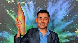 Kazakhstan's Yerzhanov Wins Best Director for 'A Dark, Dark Man' at Asia Pacific Screen Awards