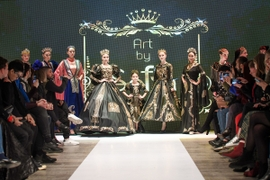 Azerbaijan Fashion Week Wraps Up In Baku