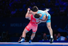 Iran's Capital Prepares For 2019 Greco-Roman World Cup
