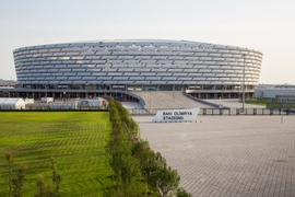 Tickets For Euro 2020 Games In Baku Go On Sale