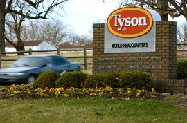Tyson Foods To Help Kazakhstan Boost Agribusiness