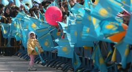 Kazakhstan Celebrates 28th Year of Independence