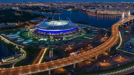 Russians Gets Ready To Host Euro 2020